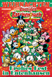 Frohes Fest in Entenhausen Cover