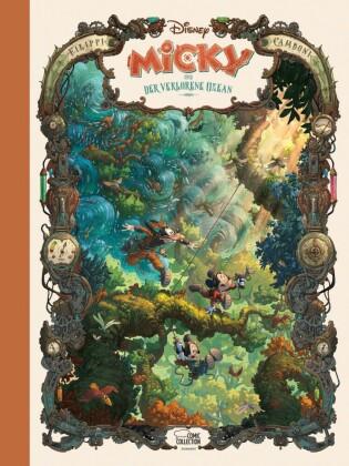 Micky und der verlorene Ozean