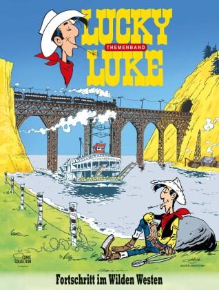 Lucky Luke - Fortschritt im Wilden Westen