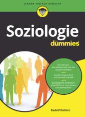 Soziologie für Dummies Cover