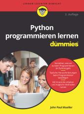 Python programmieren lernen für Dummies Cover