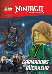 LEGO Ninjago - Garmadons Rückkehr Cover