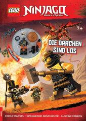 LEGO Ninjago - Die Drachen sind los, m. Lego-Minifigur Drachenjäger Cover