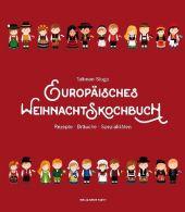 Europäisches Weihnachtskochbuch Cover