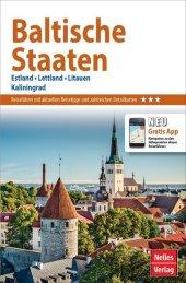 Nelles Guide Reiseführer Baltische Staaten Cover