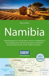 DuMont Reise-Handbuch Reiseführer Namibia Cover