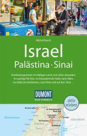 DuMont Reise-Handbuch Reiseführer Israel, Palästina, Sinai Cover