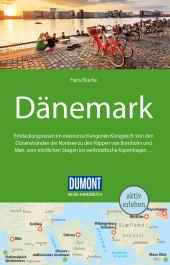 DuMont Reise-Handbuch Reiseführer Dänemark Cover