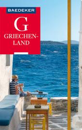 Baedeker Reiseführer Griechenland Cover