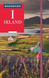Baedeker Reiseführer Irland Cover