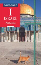 Baedeker Reiseführer Israel, Palästina Cover