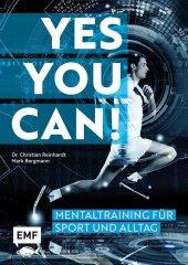 Yes you can! Mentaltraining für Sport und Alltag Cover