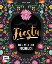 Fiesta - Das Mexiko-Kochbuch Cover