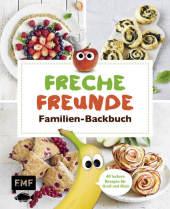 Freche Freunde Familien-Backbuch Cover