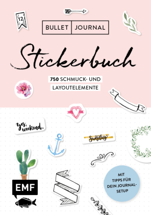 Bullet Journal - Stickerbuch