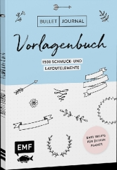 Bullet Journal - Vorlagenbuch Cover