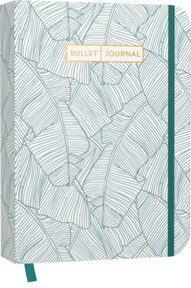 "Bullet Journal ""Jungle Green"" 05"