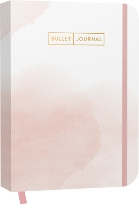 "Bullet Journal ""Watercolor Rose"" 05"