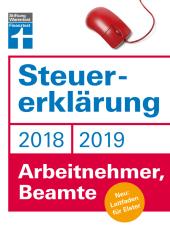 Steuererklärung 2018/2019 - Arbeitnehmer, Beamte Cover