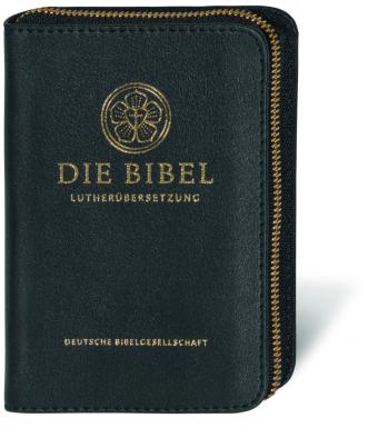 Die Bibel, Lutherbibel revidiert 2017 - Senfkornausgabe Premium (m. Reißverschluss)