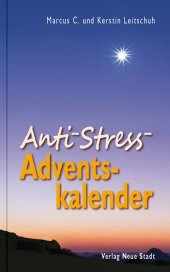 Anti-Stress-Adventskalender Cover