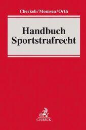 Handbuch Sportstrafrecht