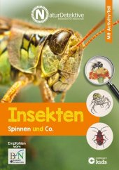 Insekten, Spinnen und Co. Cover