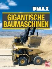 DMAX Gigantische Baumaschinen Cover