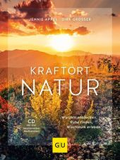 Kraftort Natur, m. Audio-CD Cover