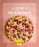1 Teig - 50 Kuchen Cover
