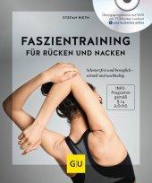 Faszientraining für Rücken und Nacken, m. DVD Cover