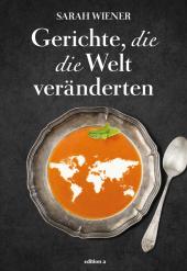 Gerichte, die die Welt veränderten Cover