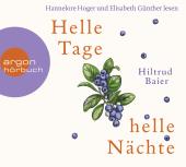 Helle Tage, helle Nächte, 6 Audio-CDs Cover
