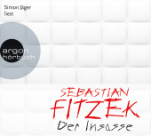 Der Insasse, 6 Audio-CDs Cover