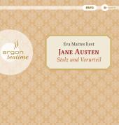 Stolz und Vorurteil, 2 MP3-CDs