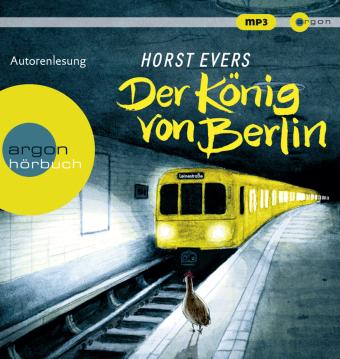 Der König von Berlin, 1 Audio-CD, MP3 Format