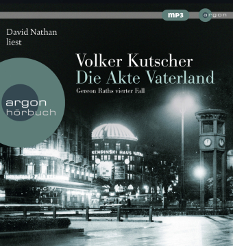 Die Akte Vaterland, 1 MP3-CD