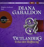 Outlander - Echo der Hoffnung, 9 MP3-CDs