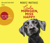 Guten Morgen, Miss Happy, 4 Audio-CDs Cover
