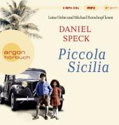 Piccola Sicilia, 3 MP3-CDs Cover