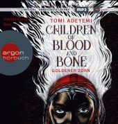 Children of Blood and Bone - Goldener Zorn, 2 Audio-CD,