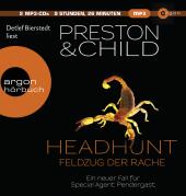 Headhunt - Feldzug der Rache, 2 MP3-CDs