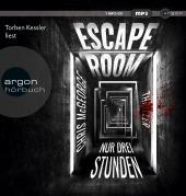 Escape Room, 1 MP3-CD