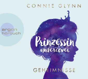 Prinzessin undercover - Geheimnisse, 5 Audio-CDs