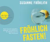 Fröhlich Fasten!, 3 Audio-CDs Cover