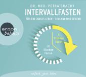 Intervallfasten, 2 Audio-CDs Cover