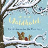 Das kleine Waldhotel - Ein Winterwunder für Mona Maus, 2 Audio-CDs Cover