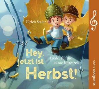 Hey, jetzt ist Herbst!, 1 Audio-CD