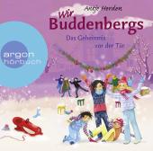 Wir Buddenbergs - Das Geheimnis vor der Tür, 2 Audio-CDs Cover