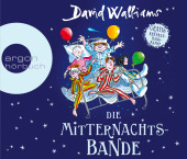Die Mitternachts-Bande, 5 Audio-CDs Cover